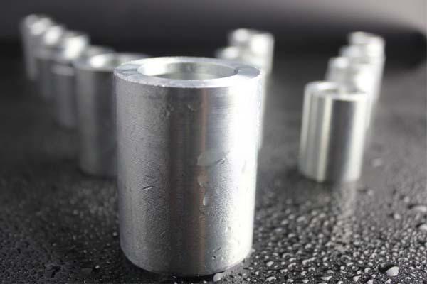 طوق خرطوم الفولاذ الطري
