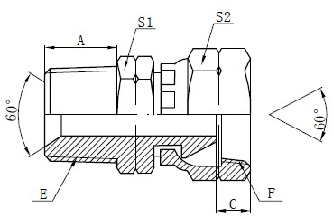 رسم تركيبات محول NPSM