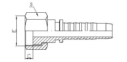 R12 خرطوم الضغط العالي